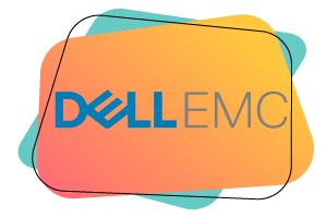 سبد آی تی | لوگو شرکت Dell EMC