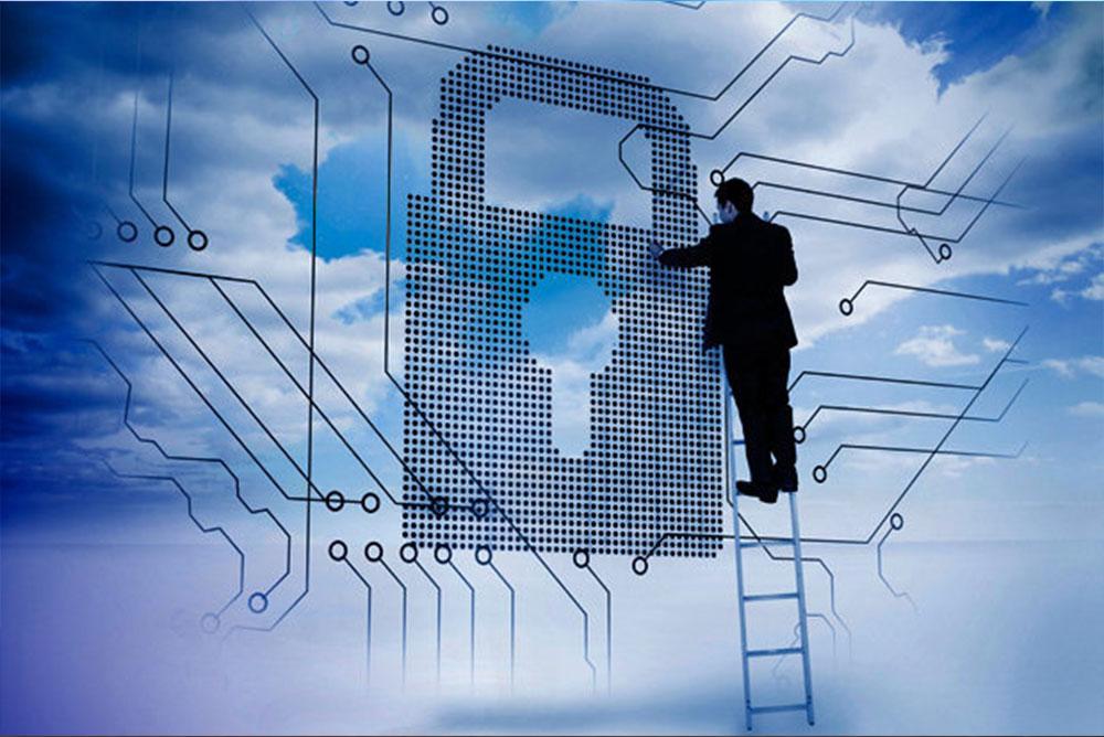 معماری امنیت ابری